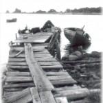 2. Lågvatten vid gamla hamnen