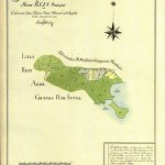 6. 1800-talskarta över Revgården