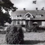 12. Emys pensionat på Revsudden 1950