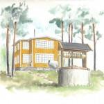 8. Zetterqvists hus