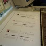 11. Tryckt omslag för granskning
