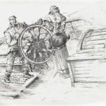12. Med lotsen vid ratten