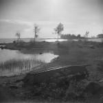 19. Stranden vid Lotsgården 1960