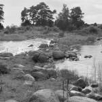 20. Rönneskärs smalaste del 1957