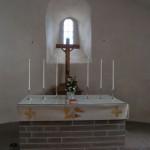 Fridleverstads gamla kyrka