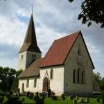 Fröjels kyrka - Gotland