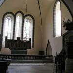 Gammelgarns kyrka - Gotland.