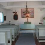 Landsorts lilla kyrka.