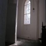 Stege Kyrka - fönsterljus.