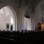 Stege kyrka - i ljus och mörker.