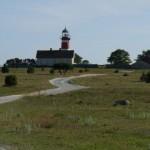 Närs fyrplats på Gotland